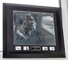 "A687MK DAVID OYELOWO - ""RED TAILS"" SIGNED"